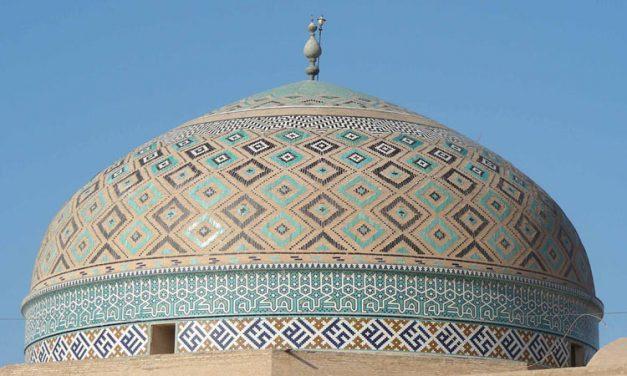 مسجد جامع یزد ؛ مسجدی با بلند ترین مناره در جهان