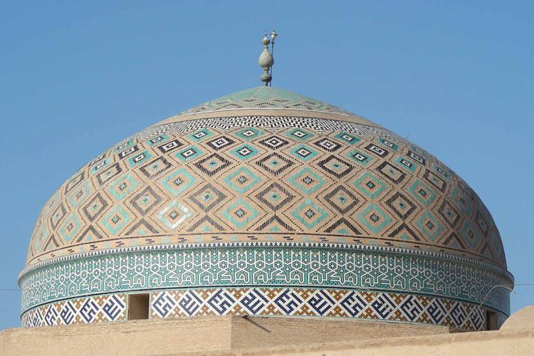 """مسجد جامع یزد ؛ مسجدی با بلند ترین مناره در جهان<span class=""""wtr-time-wrap after-title"""">زمان مطالعه کمتر از یک دقیقه</span>"""