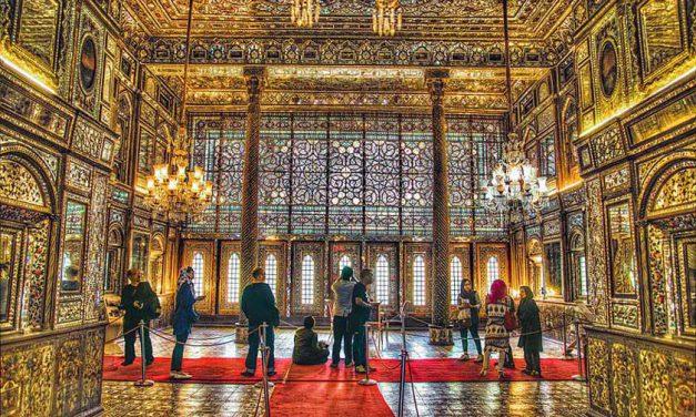کاخ گلستان از نگاه سفرنامهنویسان خارجی